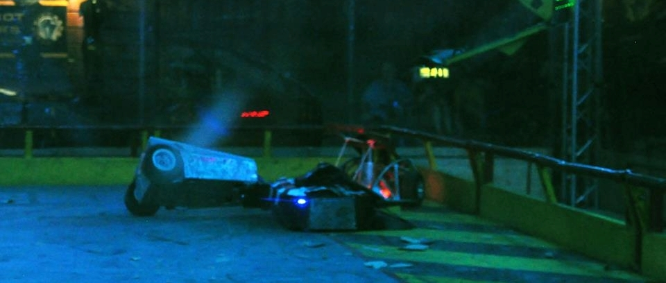 Robot Wars returns to Spectrum
