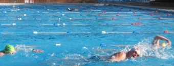 Guildford Lido Now Open
