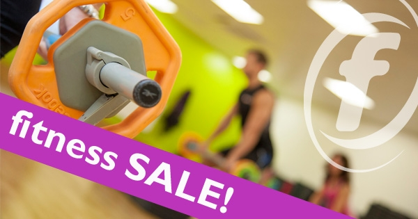 BANK HOLIDAY FITNESS SALE