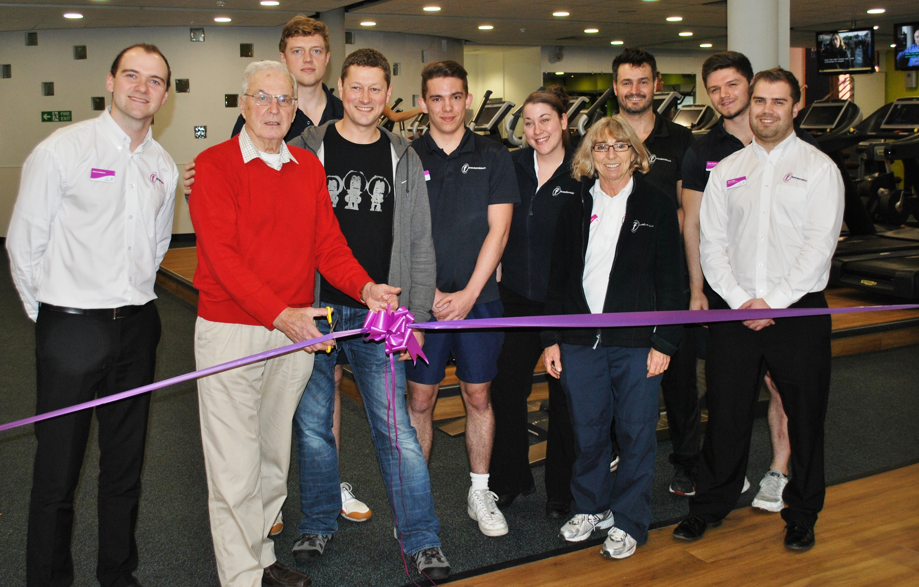 £250,000 Gym Refurbishment is Here!