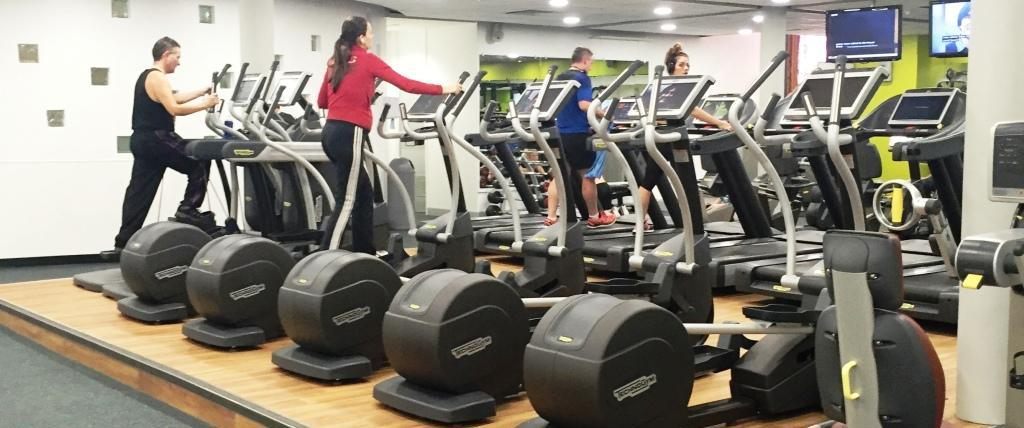 Spectrum continues gym upgrade with turnstile entry and extra fitness staff